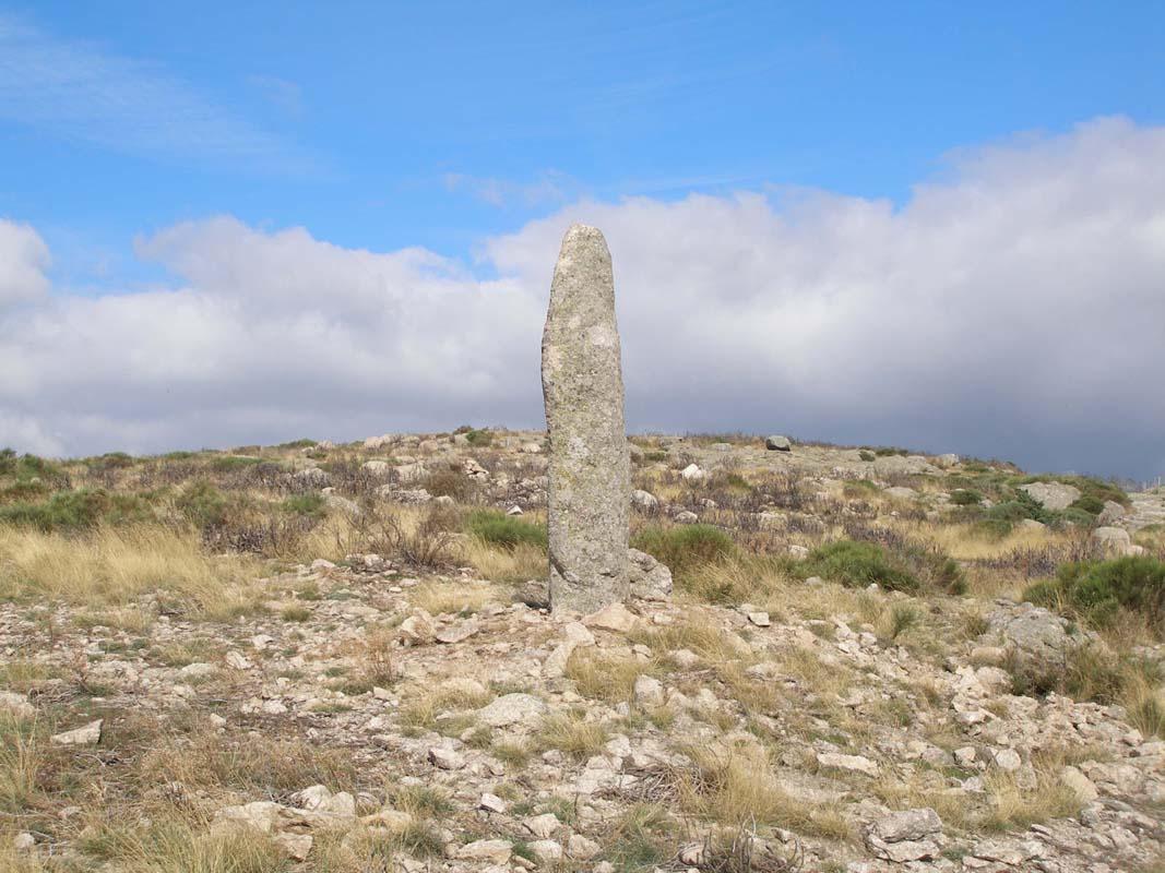 Menhir de Bel air en Cévennes