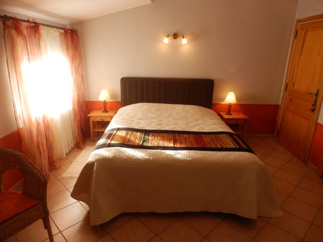 Chambre Rigaudy  lit 160x200